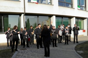 Inaugurazione I.S. G. Galli (BG)